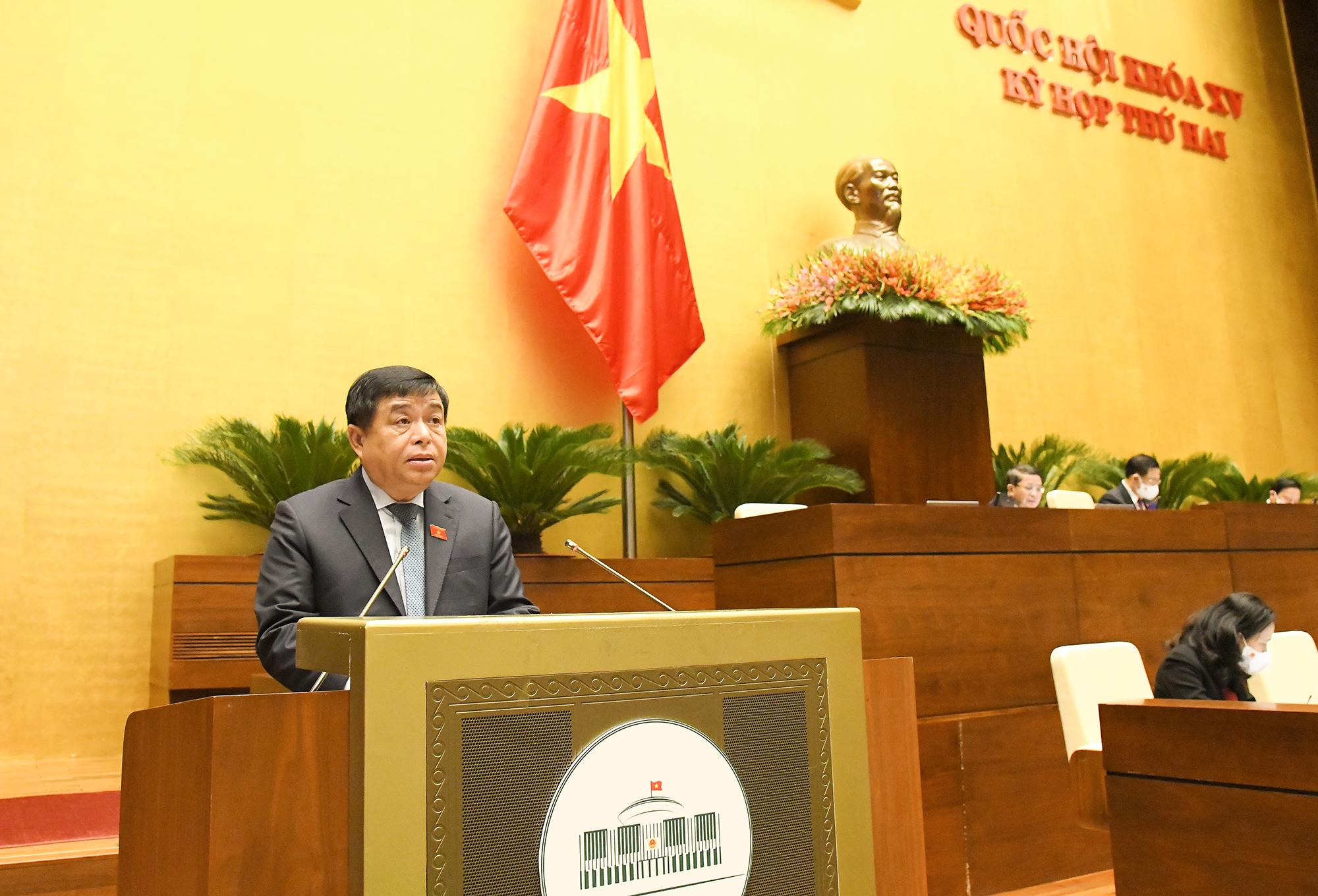 Quốc hội xem xét một số cơ chế, chính sách đặc thù phát triển Thành phố Hải Phòng và các tỉnh Nghệ An, Thanh Hóa, Thừa Thiên Huế