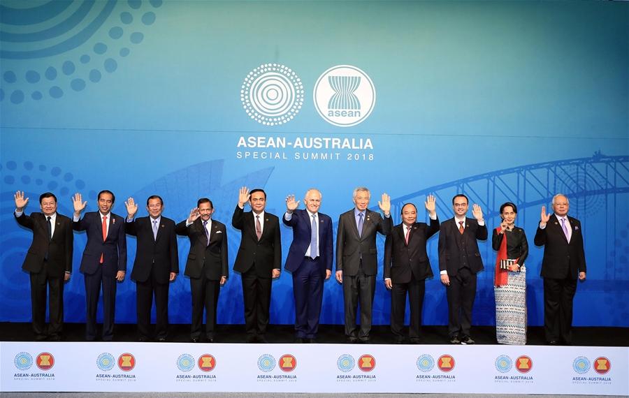 Tuyên bố chung Hội nghị Cấp cao đặc biệt ASEAN – Australia