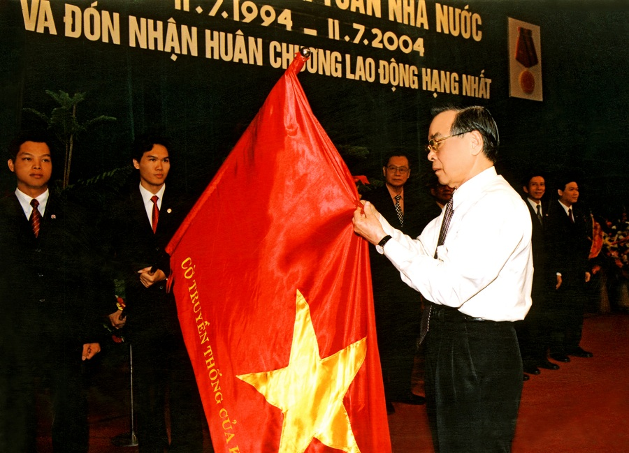 Cố Thủ tướng Phan Văn Khải - người kế thừa xuất sắc người tiền nhiệm trong chỉ đạo và định hướng phát triển Kiểm toán Nhà nước