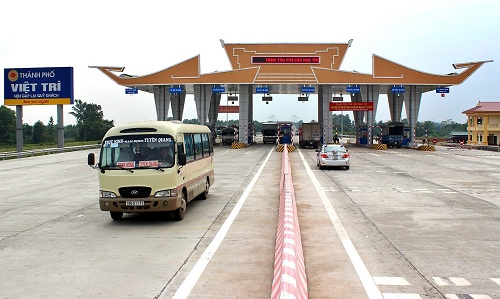 Dự án đầu tư xây dựng cầu Việt Trì mới trên Quốc lộ 2: Nhiều bất cập gây khó khăn, kém hiệu quả trong quản lý, khai thác Dự án