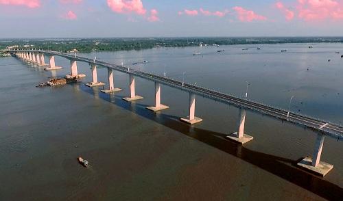 Dự án đầu tư xây dựng cầu Mỹ Lợi: Kiến nghị lập lại phương án tài chính để xác định thời gian thu phí hoàn vốn