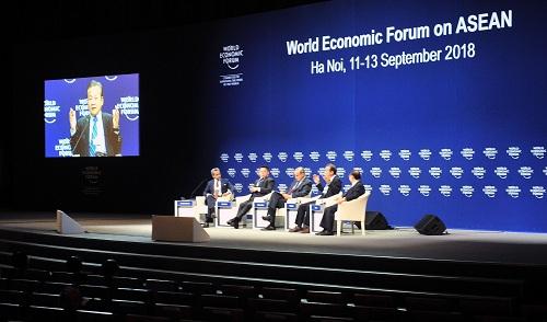 Cách mạng công nghiệp 4.0 mở ra cơ hội  đột phá cho ASEAN