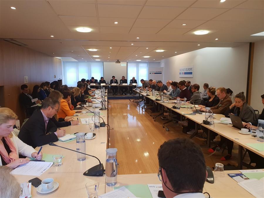 EuroCham thúc đẩy việc phê chuẩn Hiệp định Thương mại tự do EU- Việt Nam (EVFTA)