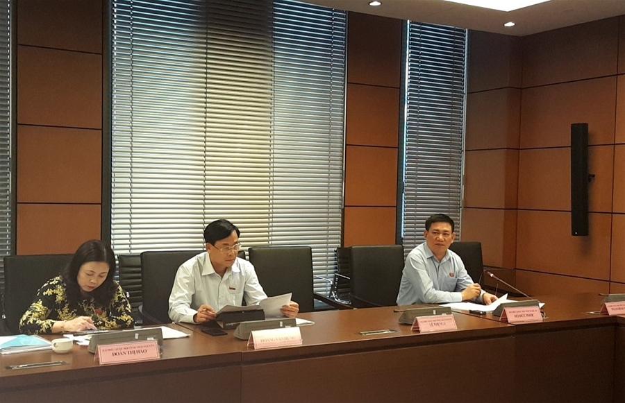 Tổng Kiểm toán Nhà nước Hồ Đức Phớc: Cơ quan thuế kiểm tra lại kết luận của cơ quan thanh tra và Kiểm toán Nhà nước là không đúng quy định của pháp luật