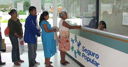 Mexico:  Thất thoát, tham nhũng  trong Chương trình Bảo hiểm y tế cộng đồng