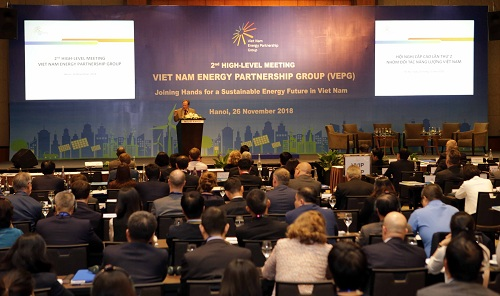 Hỗ trợ phát triển năng lượng  bền vững tại Việt Nam