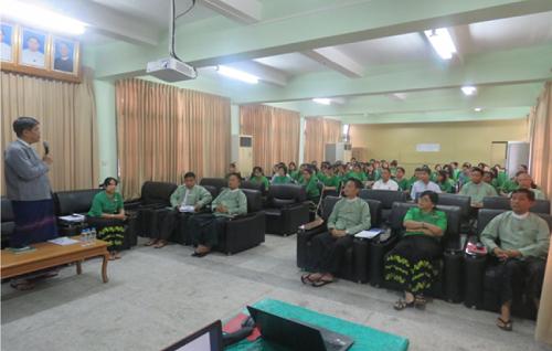 Kiểm toán Nhà nước Myanmar:  Nỗ lực kiểm toán vì sự phát triển bền vững