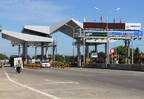 Dự án Nâng cấp, mở rộng QL1 đoạn qua tỉnh Quảng Nam theo hình thức BOT: Kỳ cuối - Kiến nghị giảm phí và thời gian thu phí qua Trạm BOT Tam Kỳ