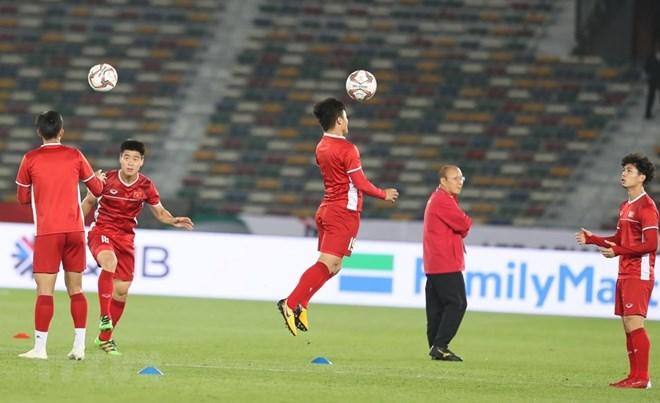 Tuyển Việt Nam tại Asian Cup: Kỳ vọng vào 'cái duyên Tây Á'
