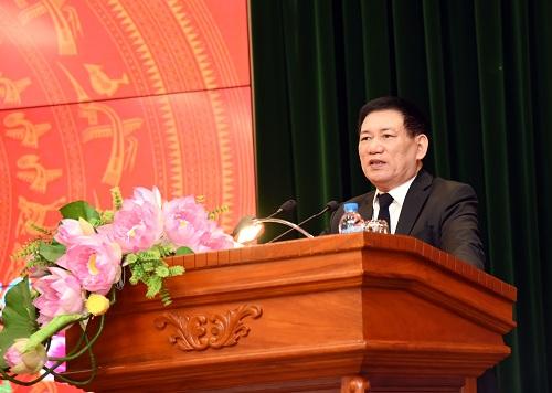 Lãnh đạo KTNN gặp mặt cán bộ hưu trí nhân dịp Xuân Kỷ Hợi 2019