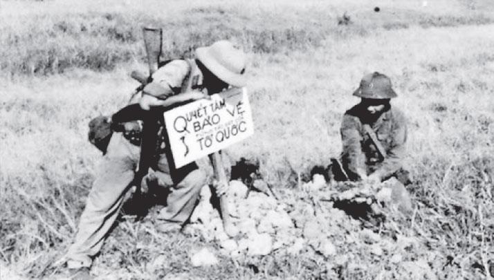 40 năm Cuộc chiến đấu bảo vệ biên giới phía Bắc (1979 - 2019): Một cuộc chiến đấu bắt buộc