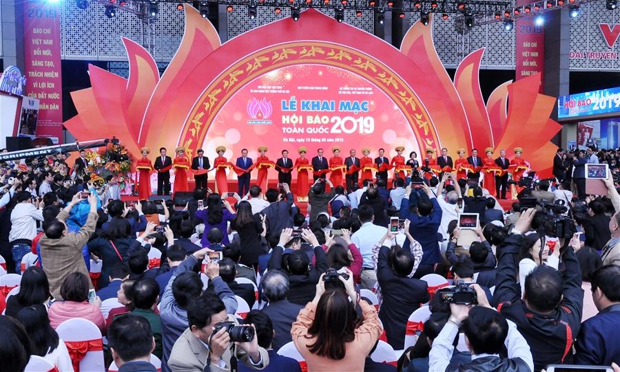 Báo chí Việt Nam đổi mới, sáng tạo, trách nhiệm vì lợi ích của đất nước và nhân dân