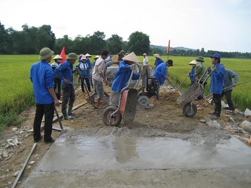 Tập trung hơn cho các tiêu chí cốt lõi  trong xây dựng nông thôn mới