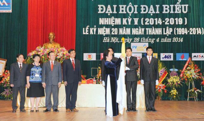 """Đại hội đại biểu toàn quốc lần thứ VI Hội kế toán và Kiểm toán Việt Nam: Hướng tới mục tiêu """"Đổi mới - Chuyên nghiệp - Phát triển"""""""