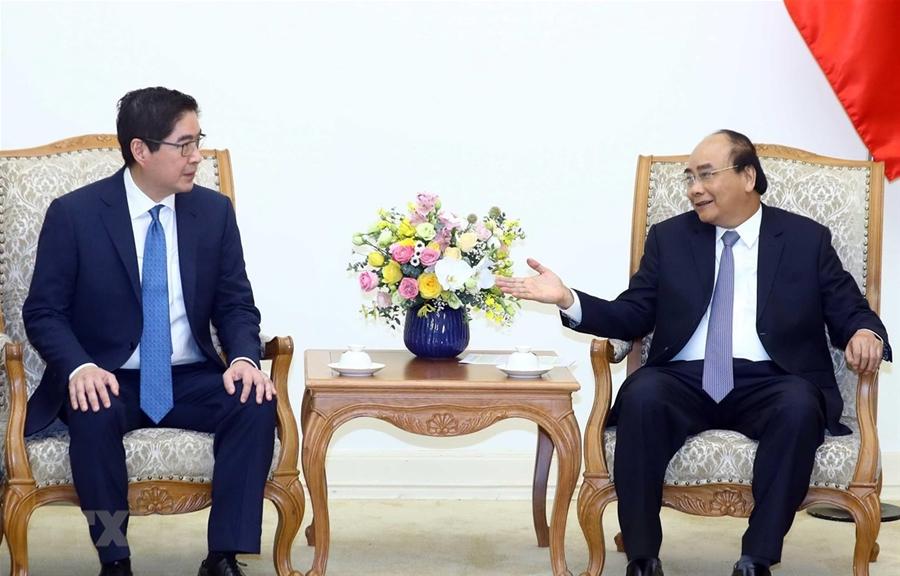 Thủ tướng mong tập đoàn JG phát triển sản phẩm khác của Việt Nam