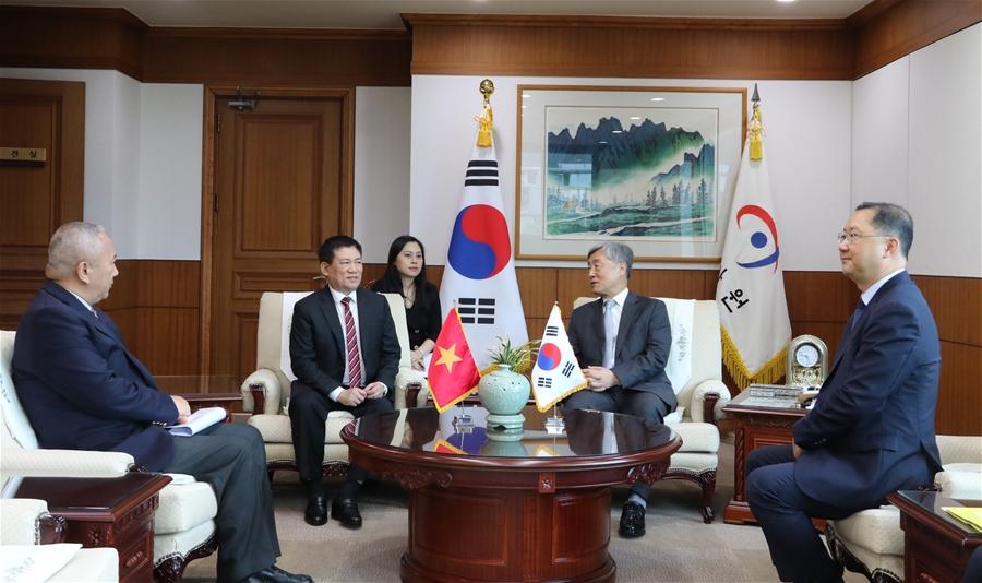 Việt Nam- Hàn Quốc thúc đẩy hợp tác trong lĩnh vực kiểm toán