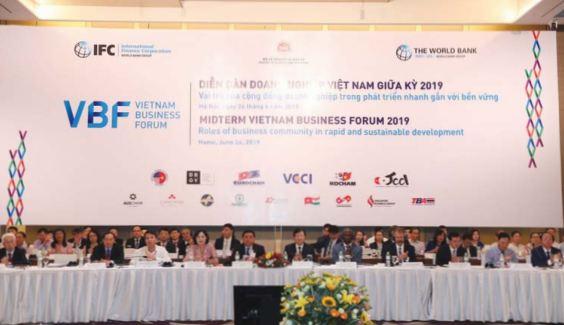Phát triển nhanh và bền vững: Cộng đồng doanh nghiệp đóng vai trò quan trọng