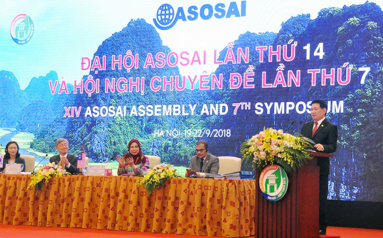 Tổng Kiểm toán Nhà nước Hồ Đức Phớc- Chủ tịch ASOSAI nhiệm kỳ 2018- 2021 sẽ chủ trì cuộc họp Ban điều hành ASOSAI lần thứ 54 tại Cô- oét