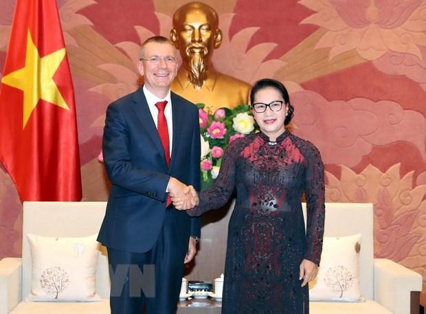 Việt Nam sẵn sàng tạo điều kiện thuận lợi cho doanh nghiệp Latvia