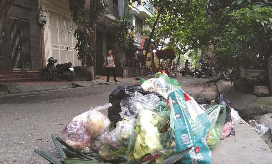 Việt Nam quyết tâm chống  rác thải nhựa