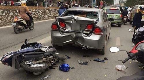 "Cần sửa luật để ngăn ngừa  ""ma men"" lái xe"