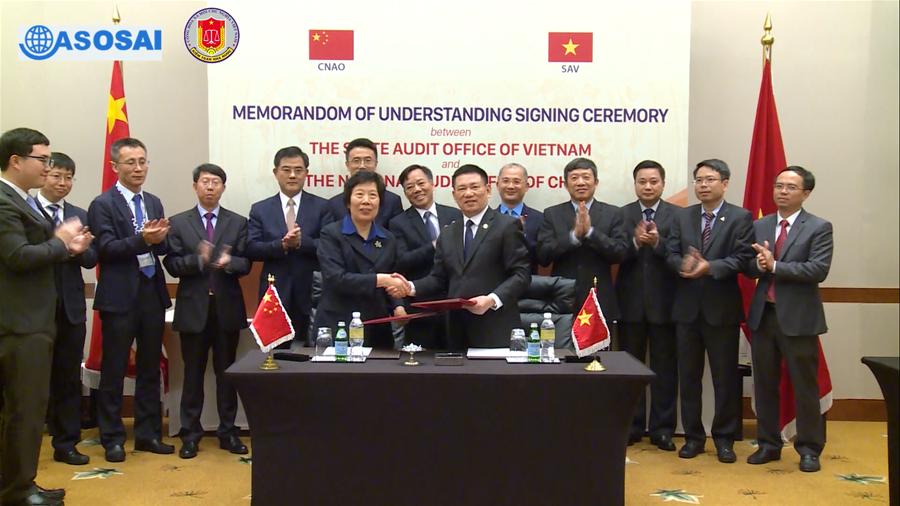 Thúc đẩy hợp tác giữa KTNN Việt Nam và KTNN Trung Quốc