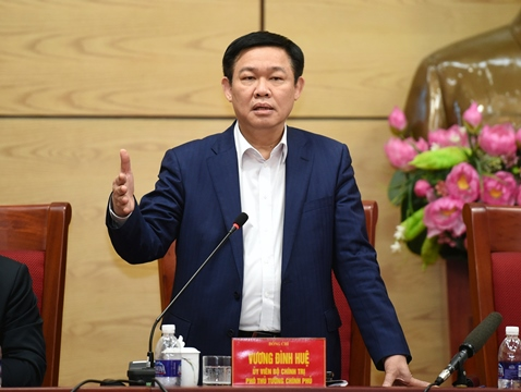 Phó Thủ tướng Vương Đình Huệ: Phải xoá bỏ các yếu kém trong quản lý đầu tư công