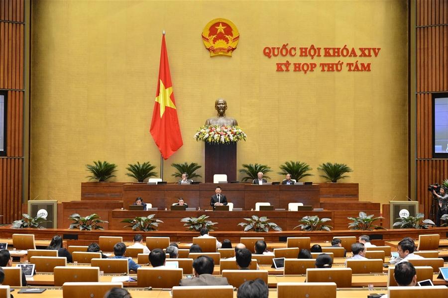 Đại biểu Quốc hội tán thành với nhiều nội dung trong Dự thảo Luật Sửa đổi, bổ sung một số điều của Luật Kiểm toán Nhà nước