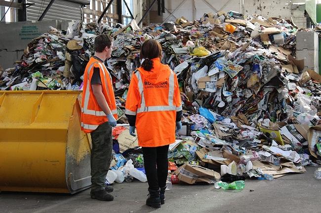 Báo động tình trạng rác thải tràn lan tại New Zealand