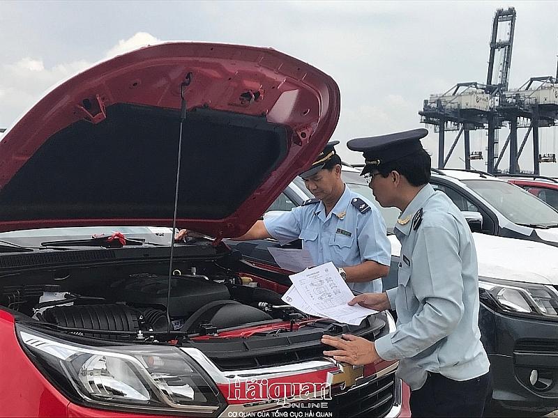 Xe ô tô nhập khẩu giúp TP. HCM tăng thu hơn 10.300 tỷ đồng