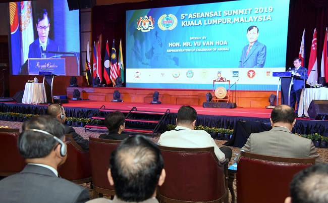 Kiểm toán Nhà nước Việt Nam tiếp tục đảm nhiệm  trọng trách Chủ tịch Uỷ ban Kế hoạch chiến lược ASEANSAI