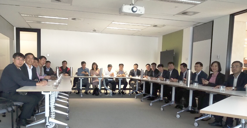 KTNN Việt Nam thăm và làm việc với một số cơ quan hành chính công Bang New South Wales, Australia