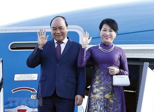 Thủ tướng dự HNCC kỷ niệm 30 năm quan hệ Đối thoại ASEAN-Hàn Quốc, thăm chính thức Hàn Quốc