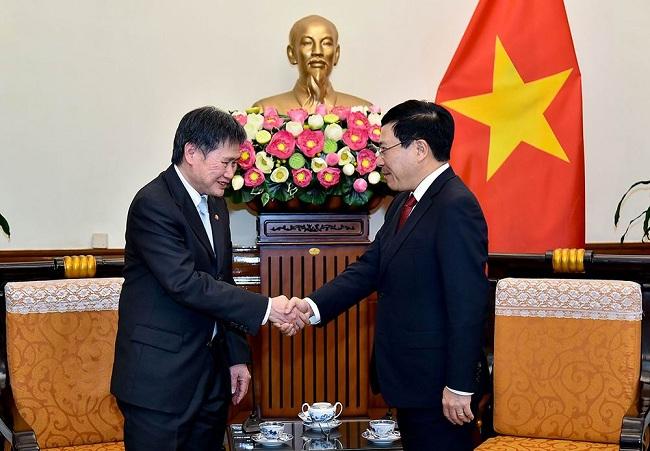 Việt Nam sẽ tiếp nối các ưu tiên chung của ASEAN trong năm Chủ tịch