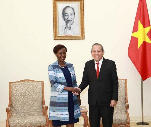 Việt Nam cam kết hợp tác với khối Pháp ngữ, vì hòa bình, ổn định và thịnh vượng