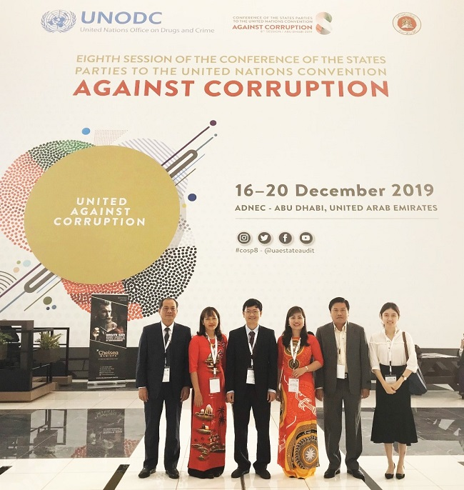 Kiểm toán nhà nước Việt Nam tham dự Hội nghị tăng cường phối hợp để ngăn ngừa và phát hiện tham nhũng hiệu quả tại UAE