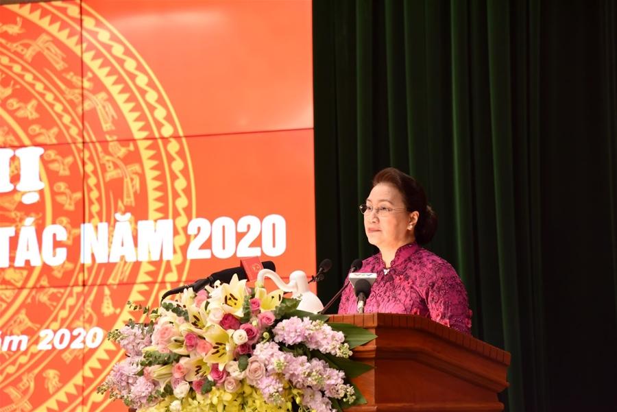 KTNN tổ chức Hội nghị Triển khai nhiệm vụ công tác năm 2020
