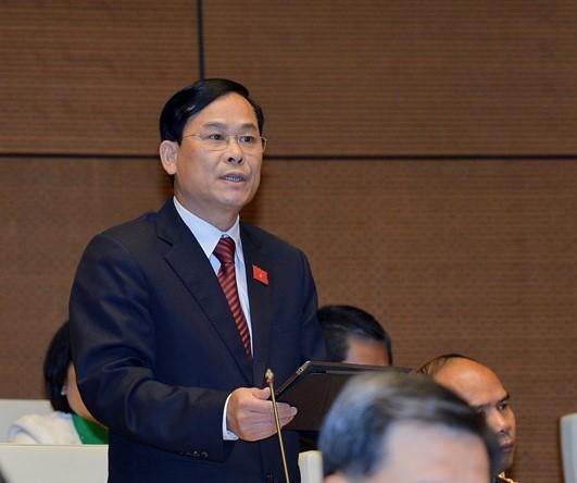 Đại biểu Quốc hội Hoàng Văn Hùng - Phó Trưởng Đoàn đại biểu Quốc hội  tỉnh Thái Nguyên:  Kiểm toán Nhà nước đã có những đóng góp hiệu quả  vào việc chấn chỉnh công tác thu ngân sách nhà nước