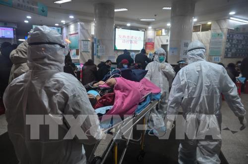 Dịch viêm phổi do virus corona: Số người tử vong và nhiễm mới tại Trung Quốc tăng mạnh