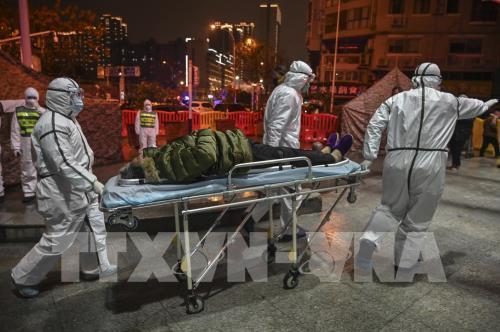 Trung Quốc: 212 trường hợp tử vong do virus Corona