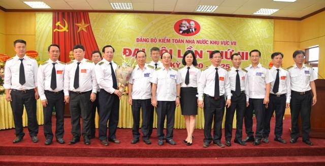 Đảng bộ KTNN khu vực VII đã hoàn thành toàn diện, xuất sắc các nhiệm vụ được giao