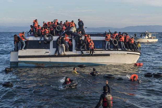 Anh đối diện với tình trạng gia tăng người nhập cư trái phép