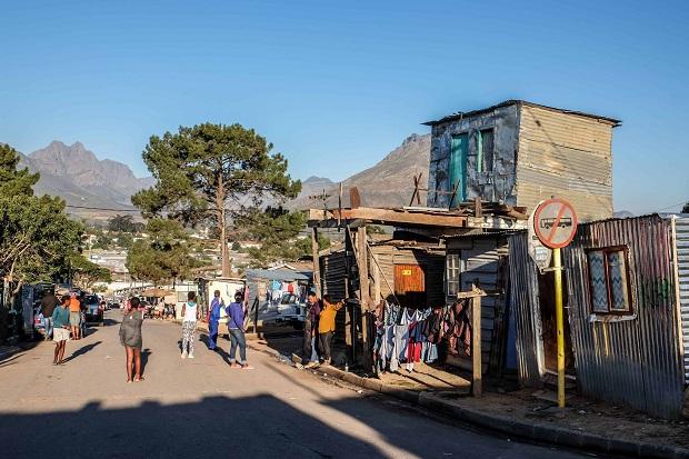 Nam Phi: Tình hình tài chính đáng báo động tại nhiều địa phương