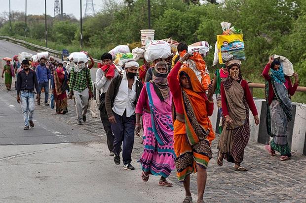 Ấn Độ: Trợ cấp Covid-19 không đến tay  người dân bang Jharkhand