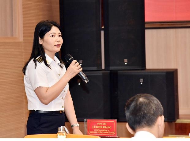 Sinh hoạt đảng tạm thời - mô hình mang tính  đặc thù, sáng tạo của Đảng bộ Kiểm toán Nhà nước