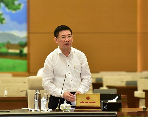 Ủy ban Thường vụ Quốc hội thông qua Chiến lược phát triển Kiểm toán Nhà nước đến năm 2030