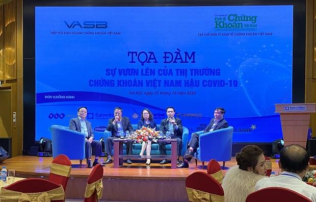 Thị trường chứng khoán Việt Nam:  Dư địa tăng trưởng còn rất lớn