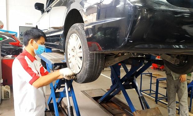 Chính sách ưu đãi góp phần thúc đẩy  công nghiệp ô tô phát triển