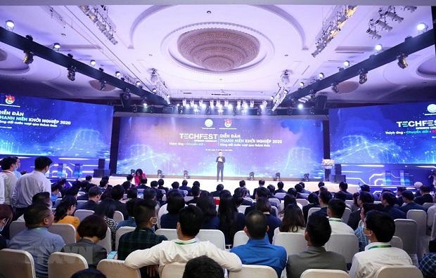 Techfest kết nối trên 120 phiên với số tiền đầu tư khoảng 14 triệu USD