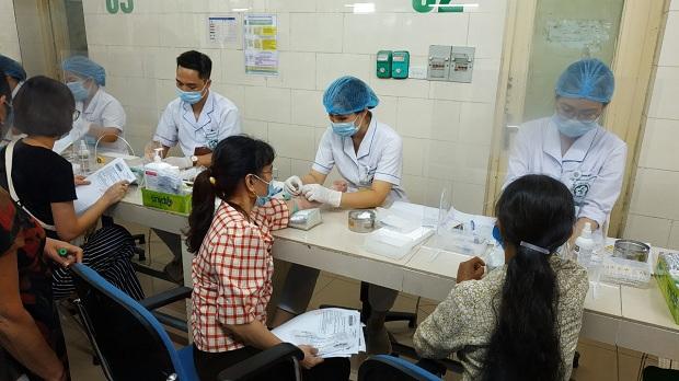 Nâng cao năng lực phòng, chống dịch Covid-19 của hệ thống y tế